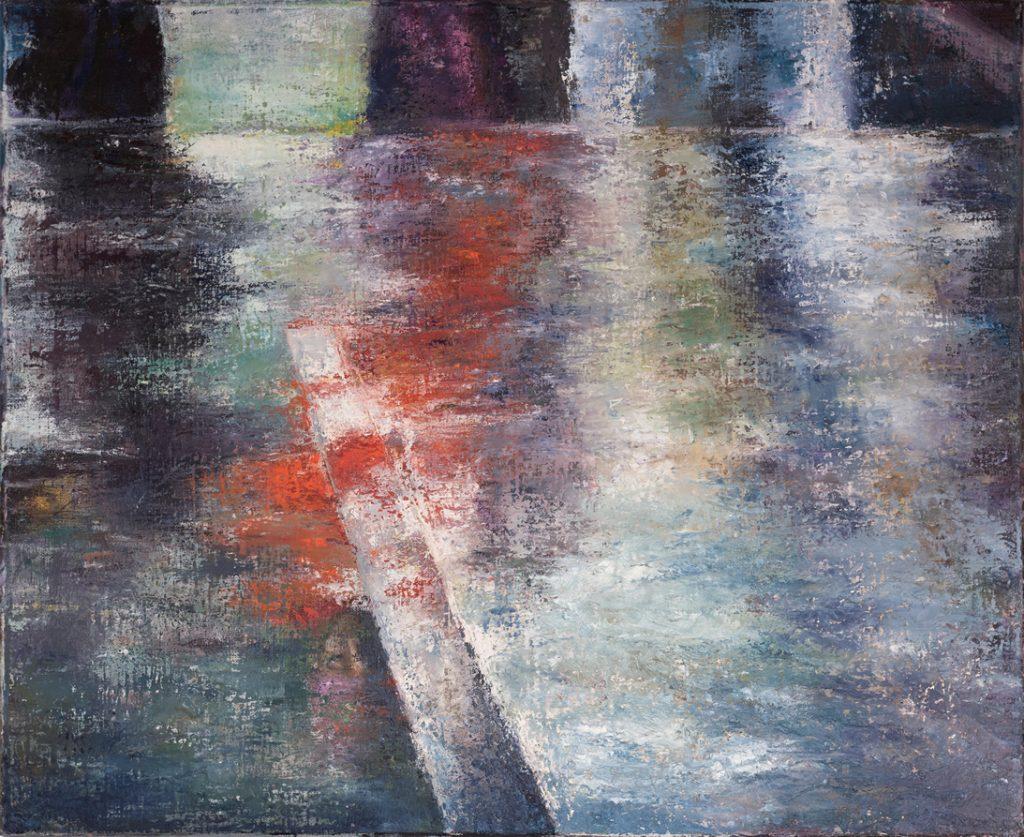 Reflet- H 50 x 61 cm