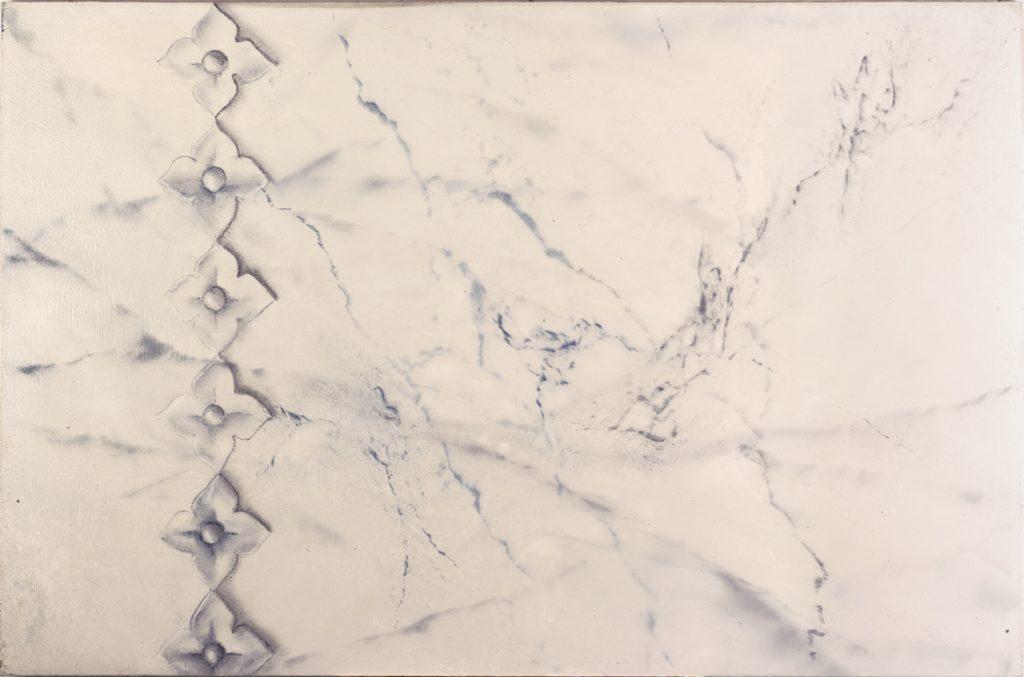 Marmo bianco veiné